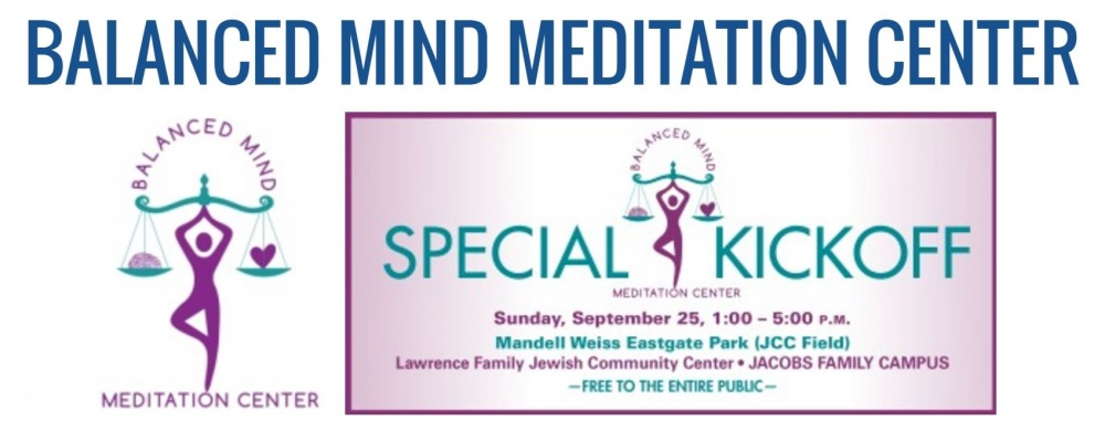 Balanced Mind Meditation Center Grand Opening