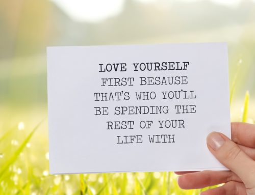 Be Your Own BFF: To Be Your Own Best Friend, Start By Loving Yourself