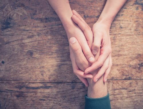 The Healing Power of Soothing Touch: Our Most Accessible Healing Tool is Literally at Our Fingertips