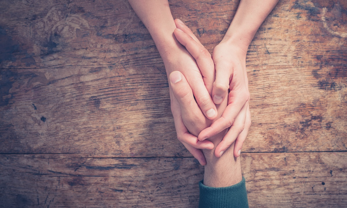The Healing Power of Soothing Touch - Mindful Methods For Life