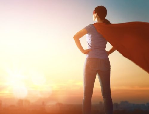 The Fallacy of the Super Woman / Super Mom