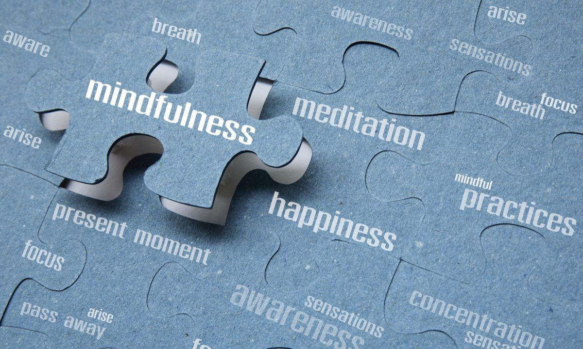Mindfulness Meditation puzzle pieces