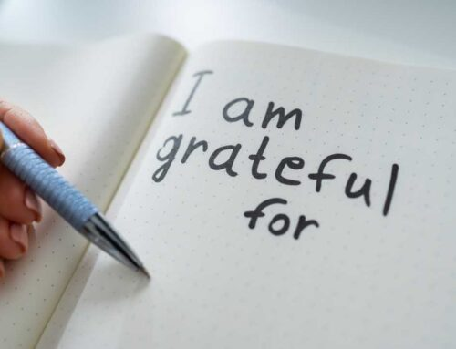Gratitude: A Surprise Shift
