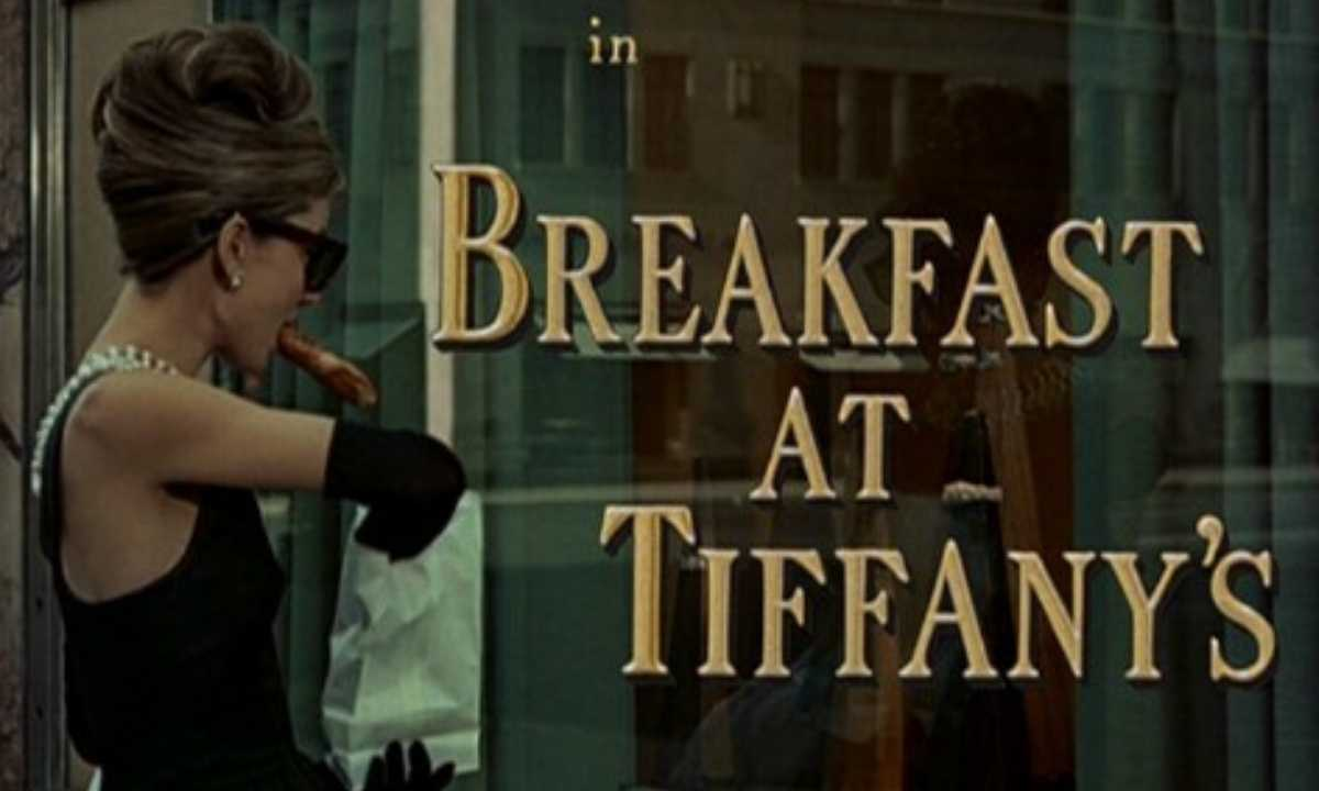 Love and Breakfast at Tiffany's