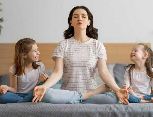 Mindful Methods to Help Moms Stay Sane